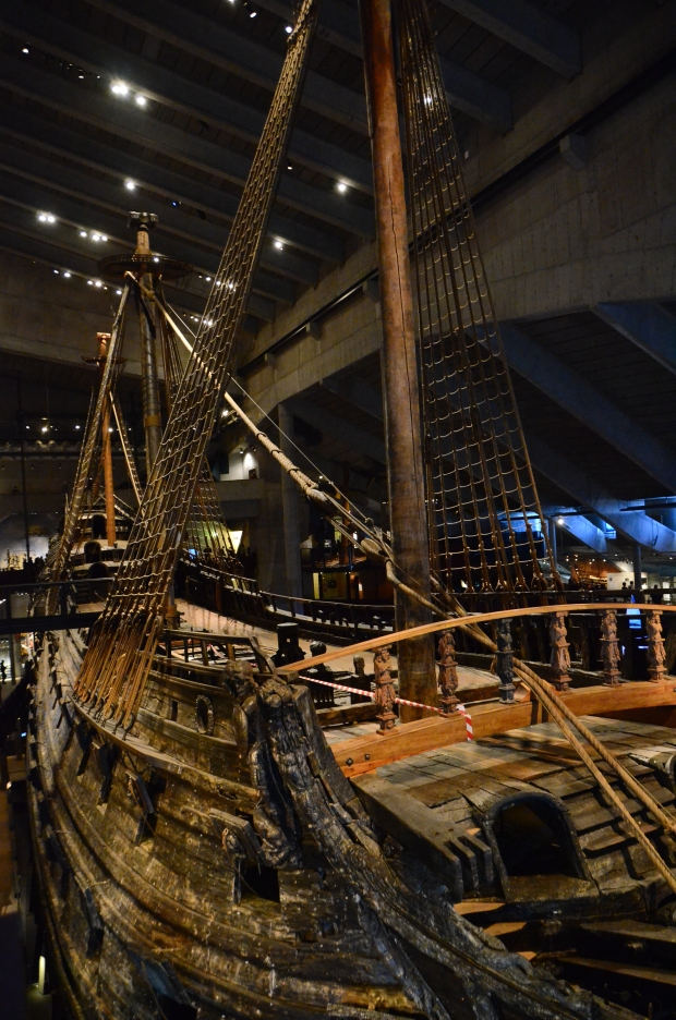 The original Vasa warship